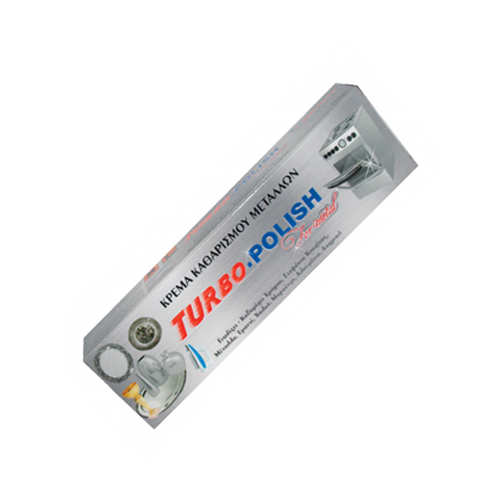 TURBO-100gr POLISH FOR METAL (500320100)